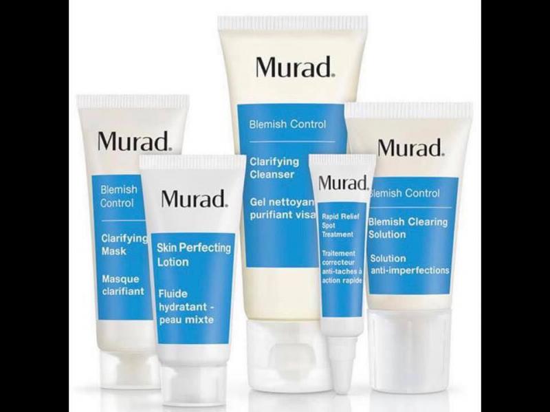 Bộ sản phẩm trị mụn Murad- dùng trong 30 ngày
