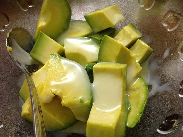 Món bơ sáp dầm ngon nổi tiếng