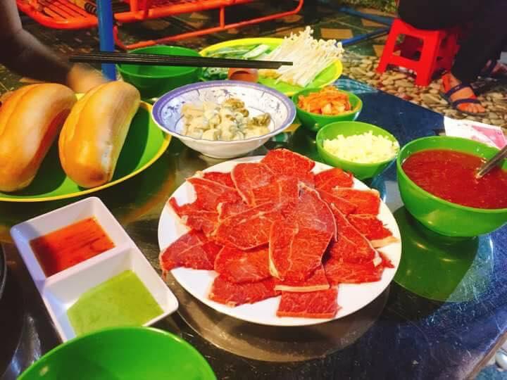 Bò Sốt Cay