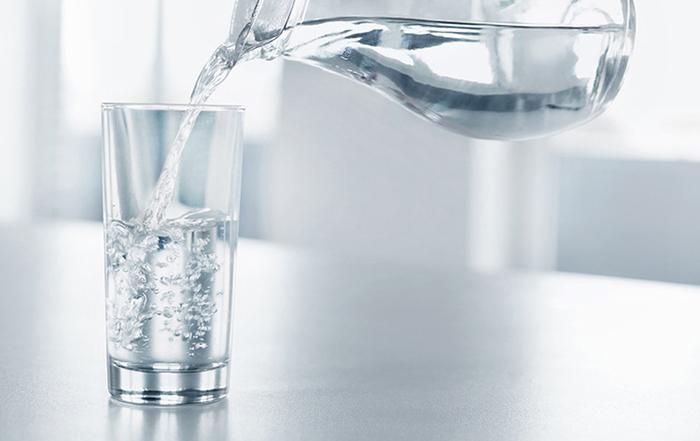 Bổ sung nhiều nước cho cơ thể