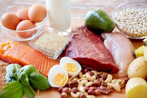 Bổ sung Protein