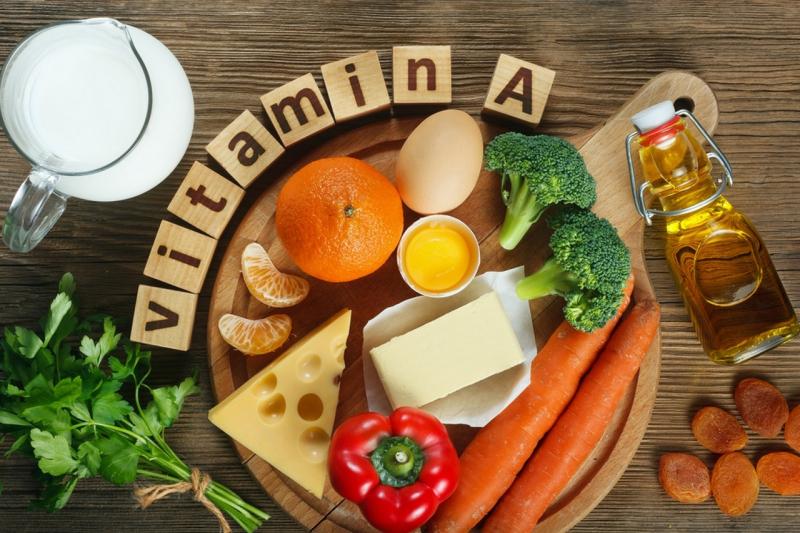 Bổ sung vitamin và khoáng chất cần thiết