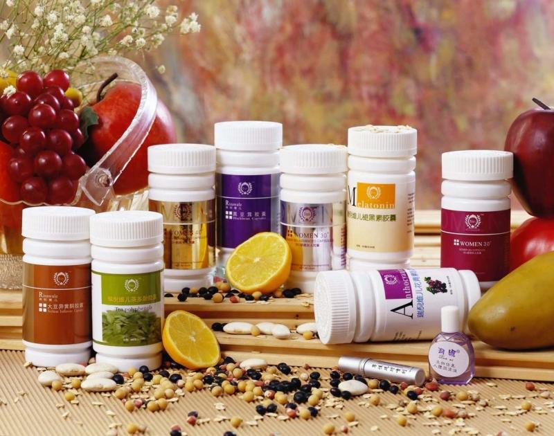 Bổ sung vitamin và khoáng chất cho cơ thể