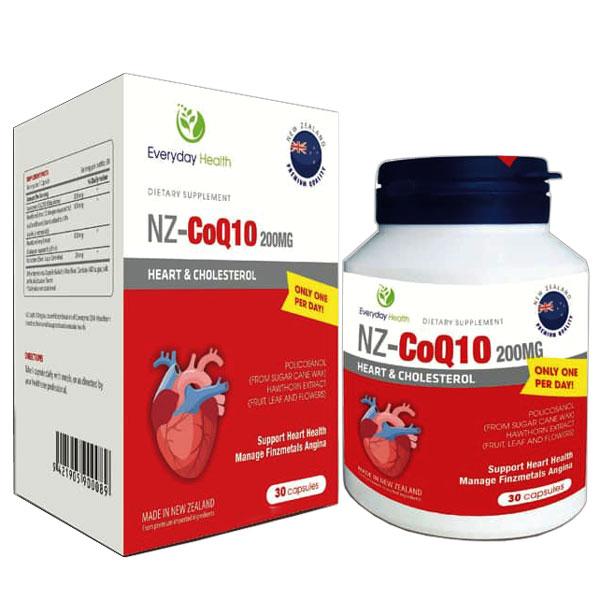 Bổ tim Everyday Health CoQ10