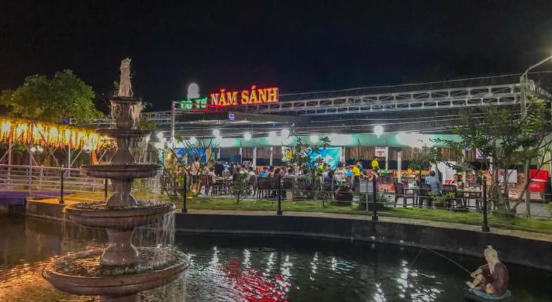 Nhà hàng Bò tơ Tây Ninh Năm Sánh