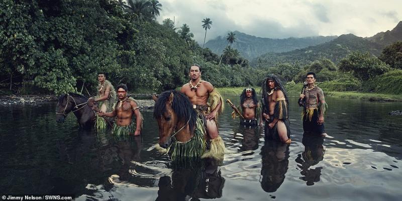 Bộ tộc sống tách biệt nhất thế giới