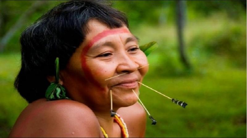 Hình ảnh bộ tộc Andaman