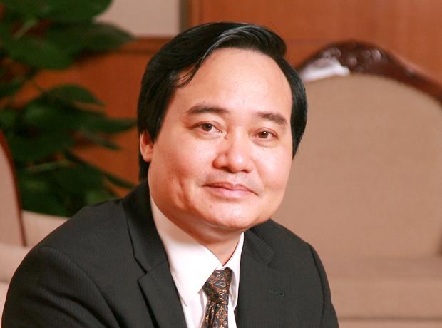 Bộ trưởng Phùng Xuân Nhạ - Nguồn: Sưu tầm