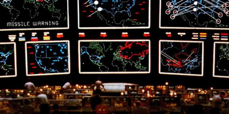Bộ tư lệnh Không gian vũ trụ Quốc phòng Bắc Mỹ - Wargames