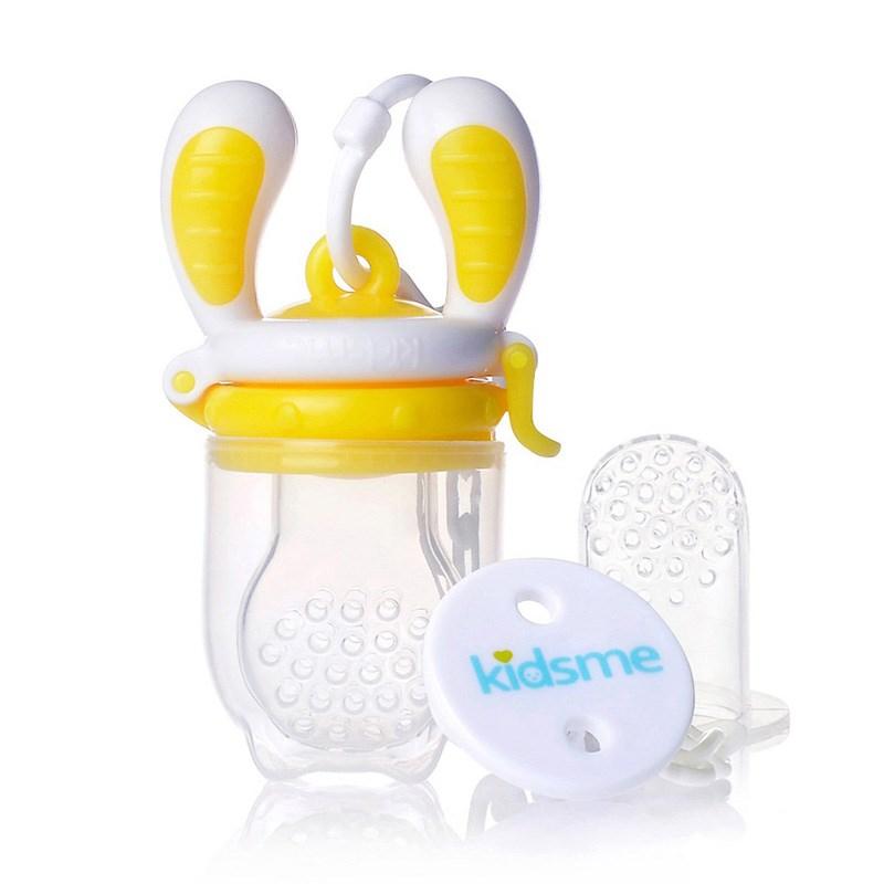 Bộ túi nhai chống hóc cho bé từ 4 tháng tuổi Limited mited Edition (APET Blister) Kidsme