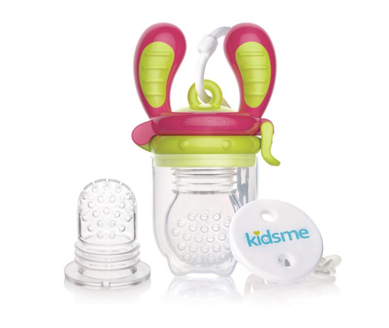 Bộ túi nhai chống hóc cho bé từ 4 tháng tuổi Limited Edition (APET Blister) Kidsme