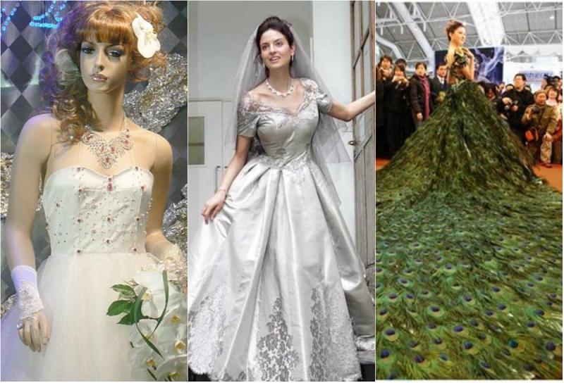 Top 10 bộ váy cưới đắt nhất thế giới