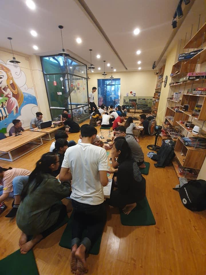 Board Game Center Đà Nẵng - Cà phê Boardgame