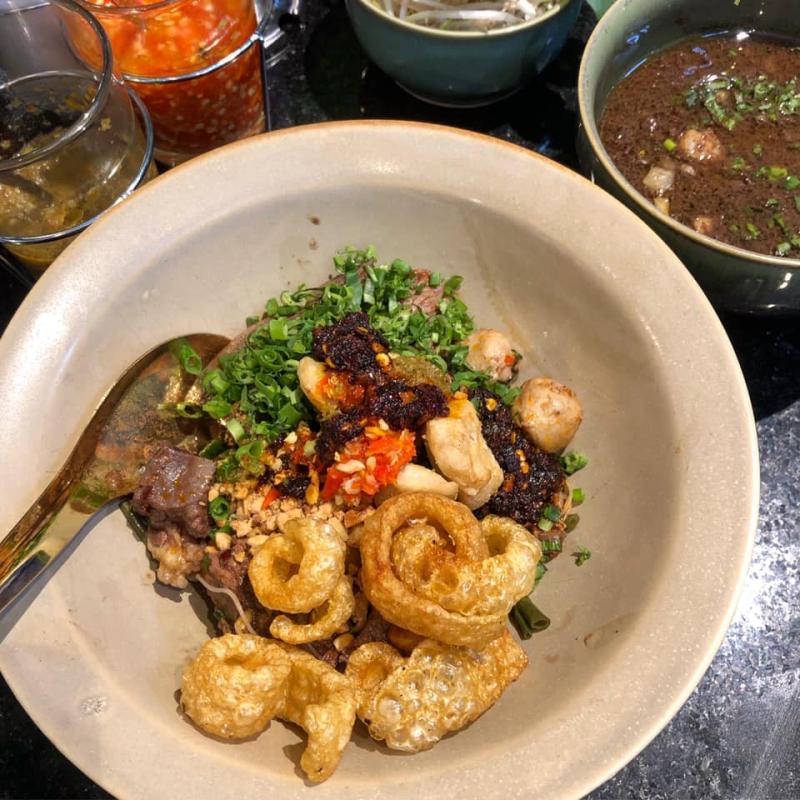 Boat Noodle Bangkok