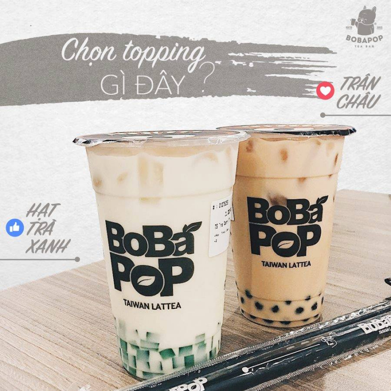 Bobapop Tan An