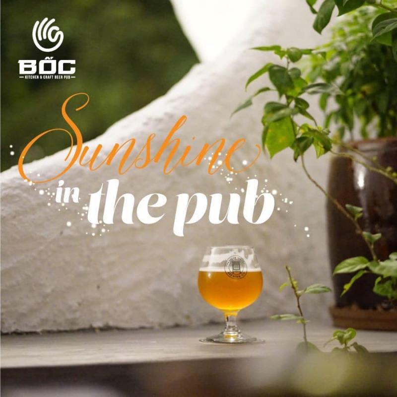 Bốc - Kitchen & Craf Beer Pub