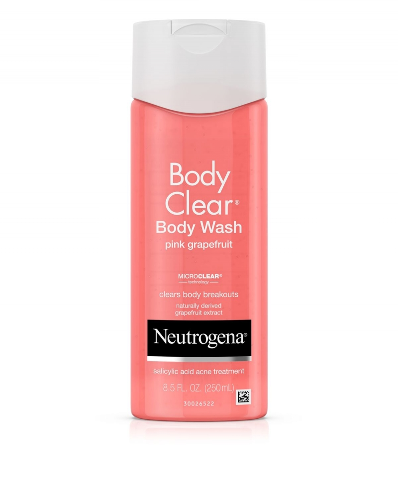 Body Clear Body Spink Grapefruit