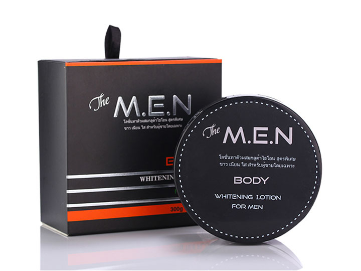 Body Lotion The M.E.N