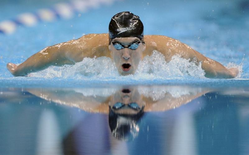 Bơi rất tốt cho sức khoẻ và có tác dụng giảm cân
