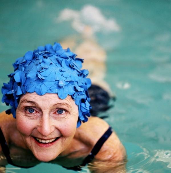 Bơi lội tăng sự dẻo dai cho cơ thể