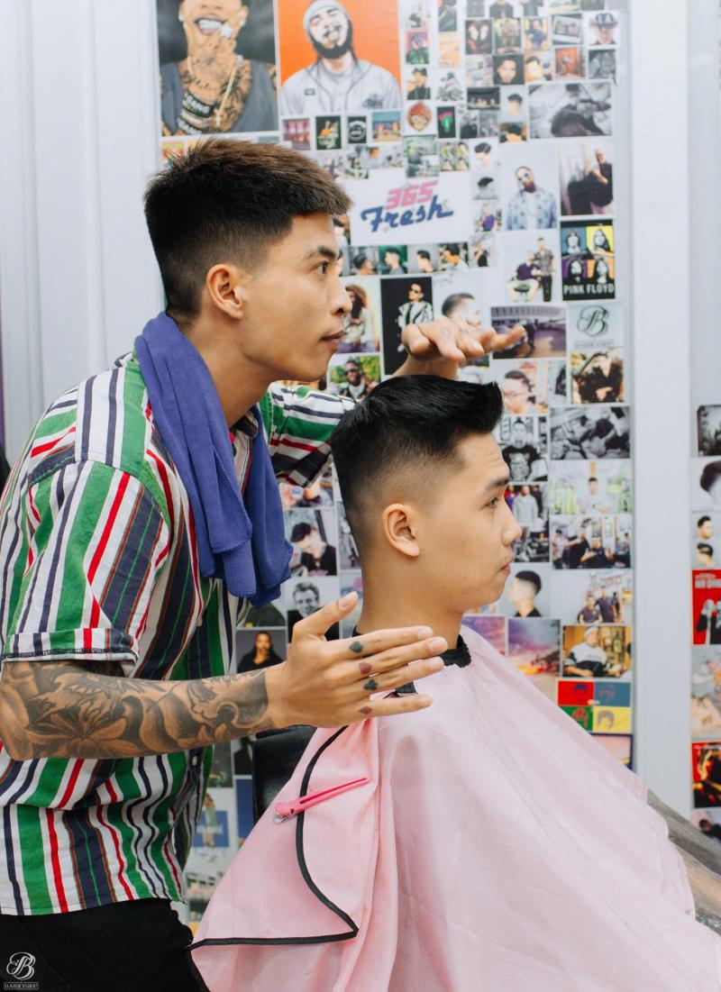 Bờm Barbershop