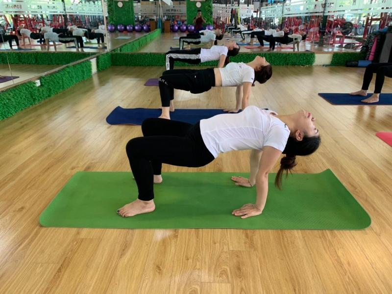 BOM GYM Fitness Yoga