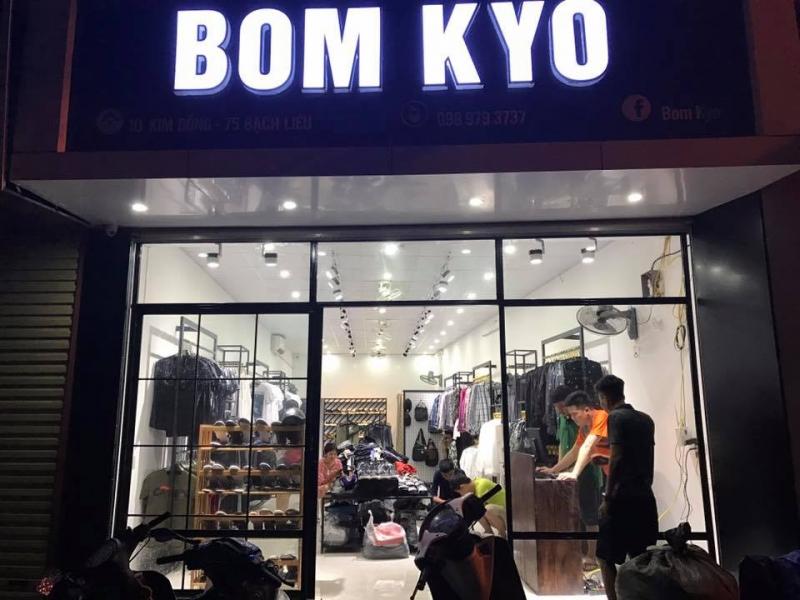 Địa Chỉ Bom Kyo CS3