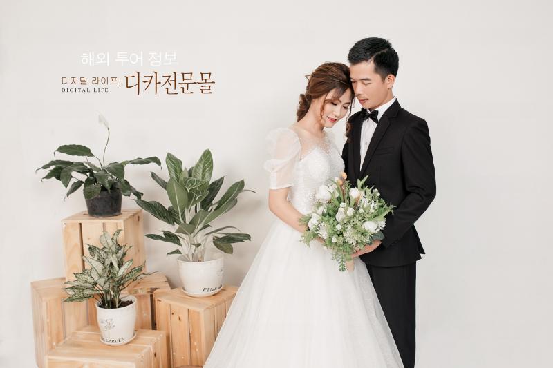 Top 7 Studio chụp ảnh cưới đẹp và chất lượng nhất M'Đrắk, Đắk Lắk
