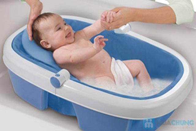 Bồn tắm cho trẻ sơ sinh