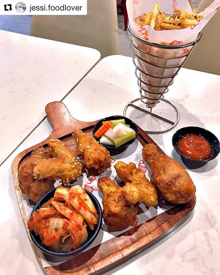Bonchon Chicken Vietnam - Lý Tự Trọng