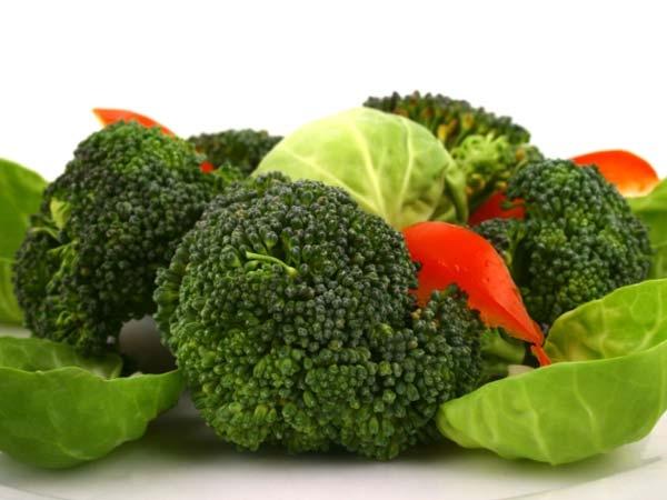 Bông cải xanh luôn là món ăn ưa thích