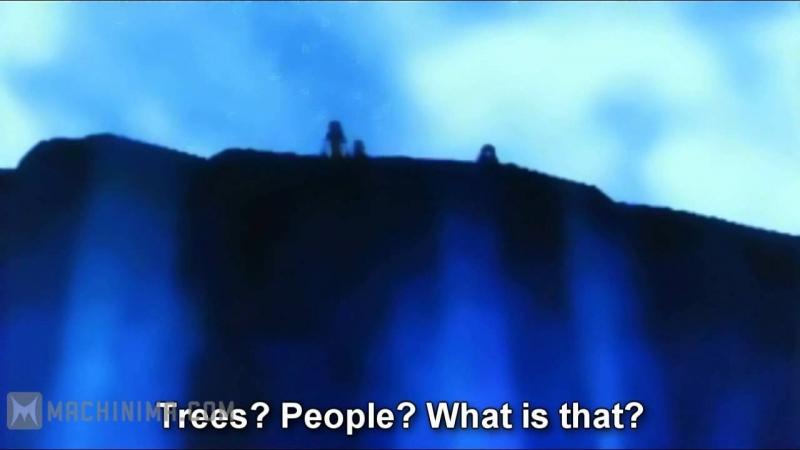 Bóng đen này là cái cây, người hay thứ gì???