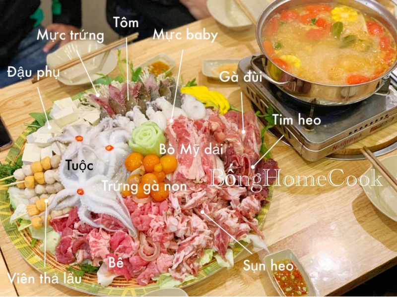Bống Home Cook