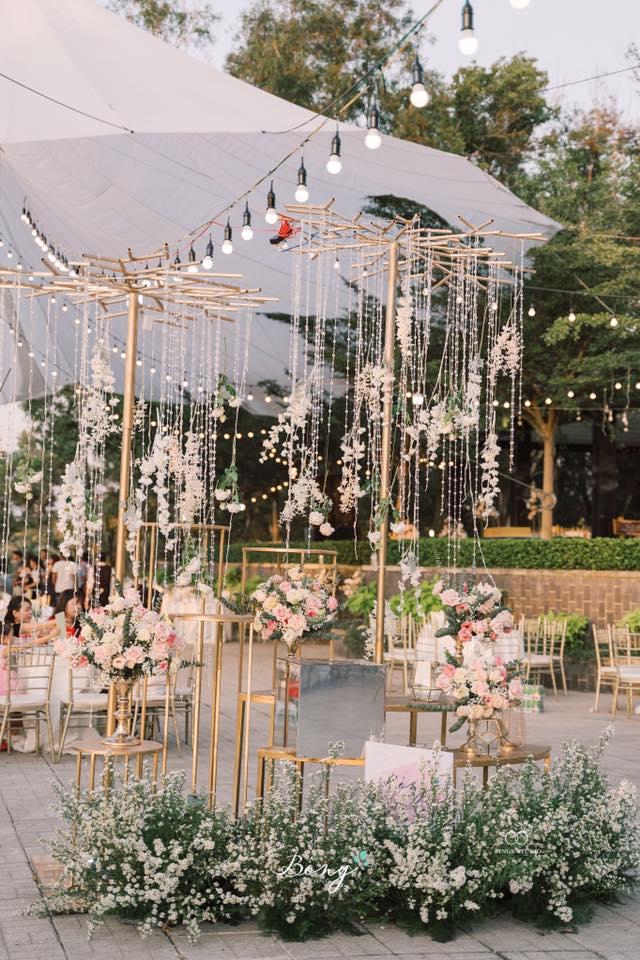 Bông Wedding