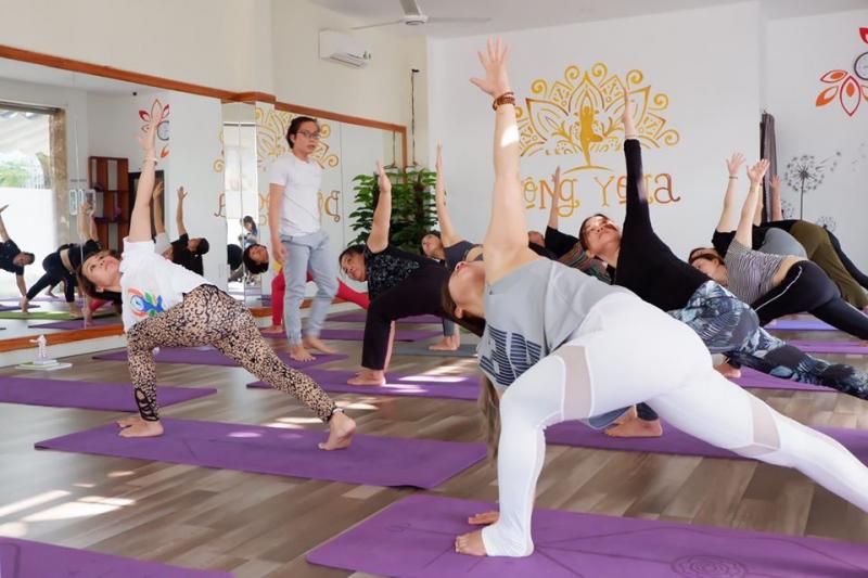 Bông Yoga