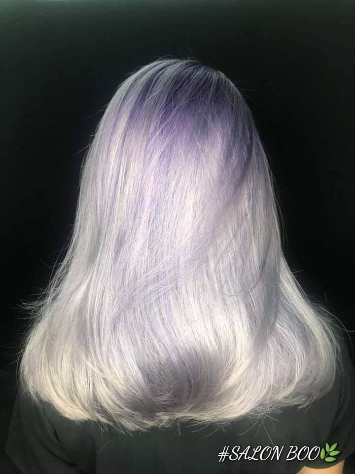 Boo Salon là một thiên đường của tóc
