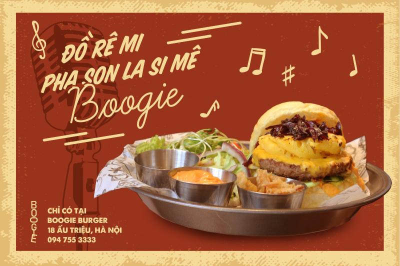 Boogie Burger