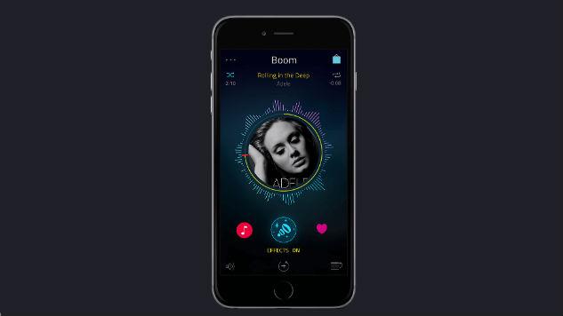 Ứng dụng nghe nhạc Boom: Music Player