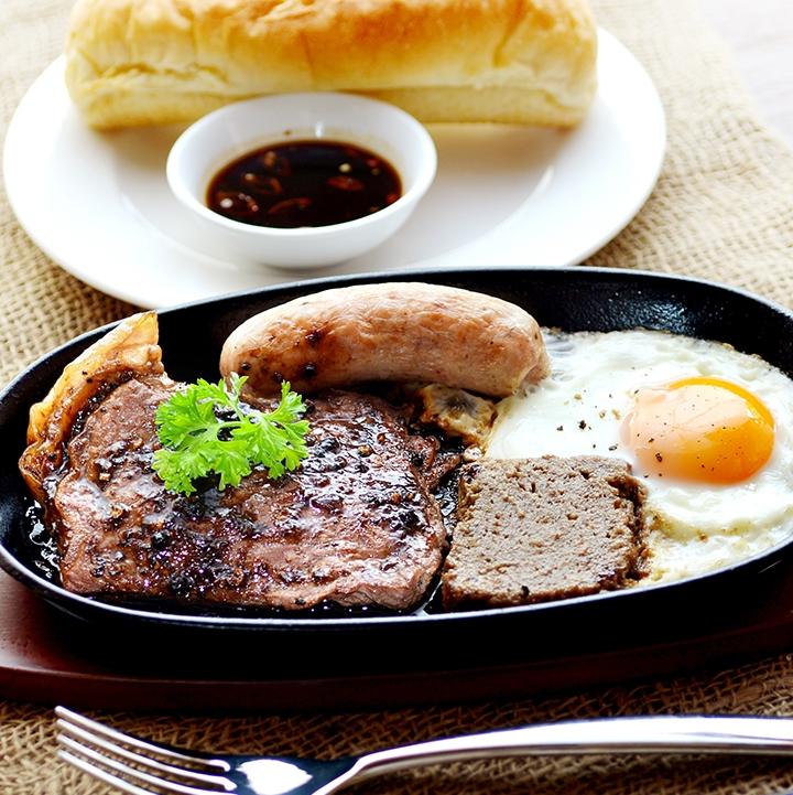Vietnamese Beefsteak