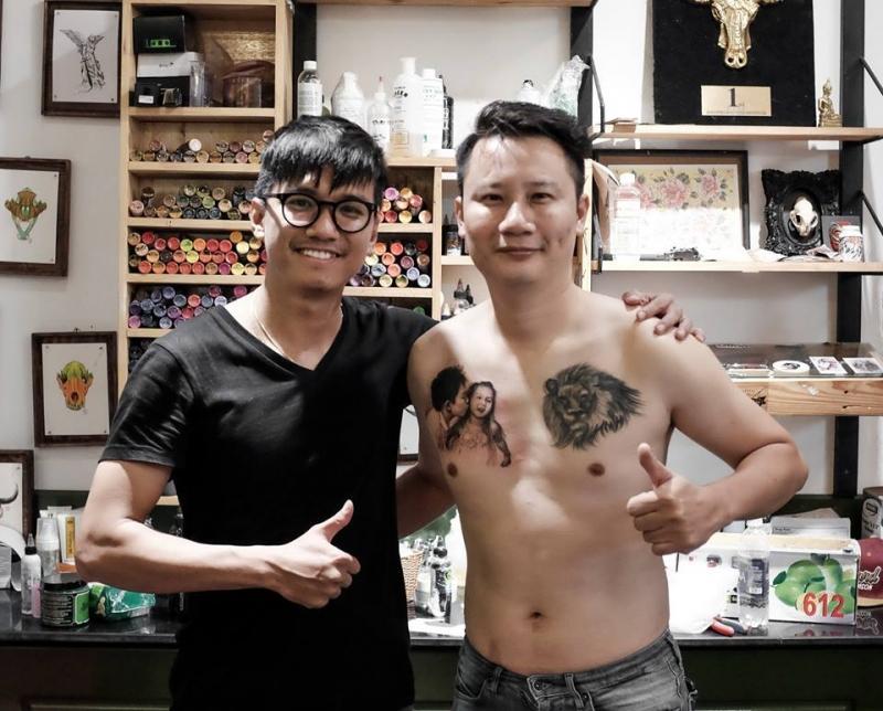 Bor Tattoo