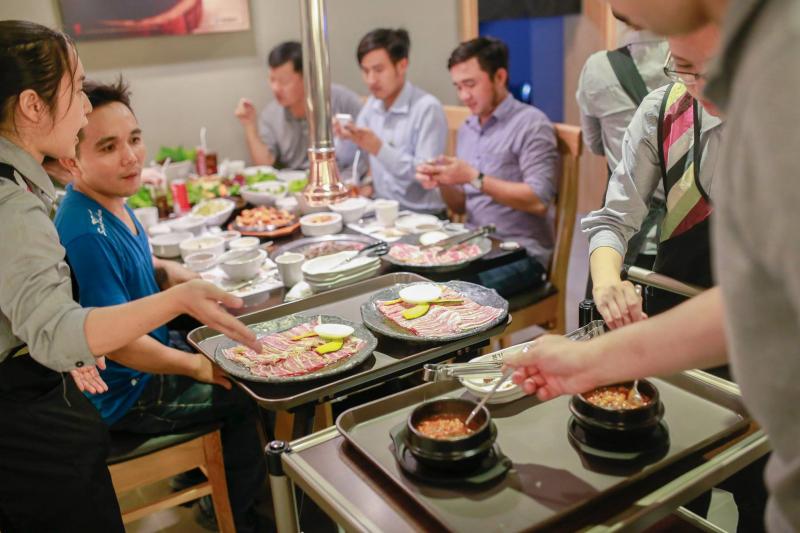 Bornga Restaurant - Lý Tự Trọng