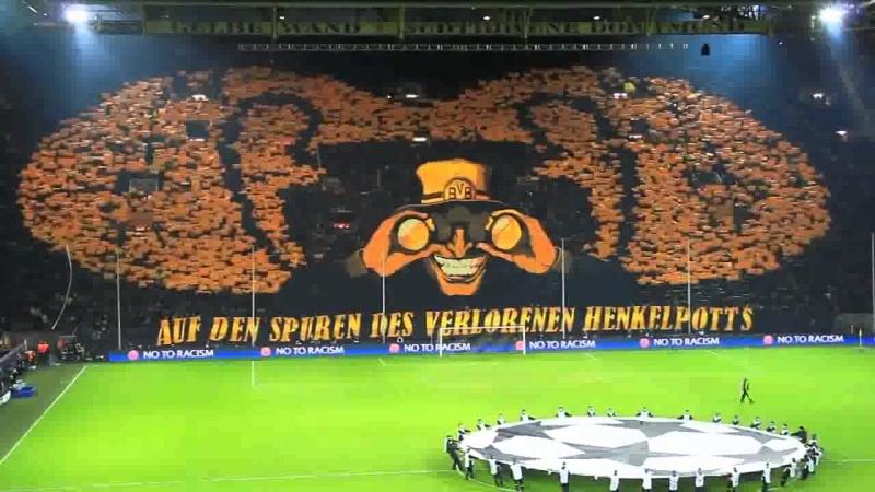 Dortmund dần chiếm được cảm tình của các CĐV