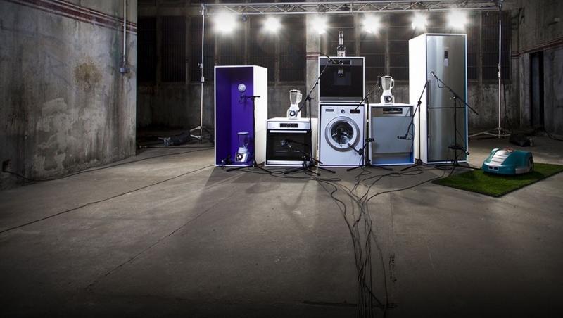 Bosch đầu tư nhiều vào mặt hình ảnh cũng như chất lượng các sản phẩm thiết bị nhà bếp.