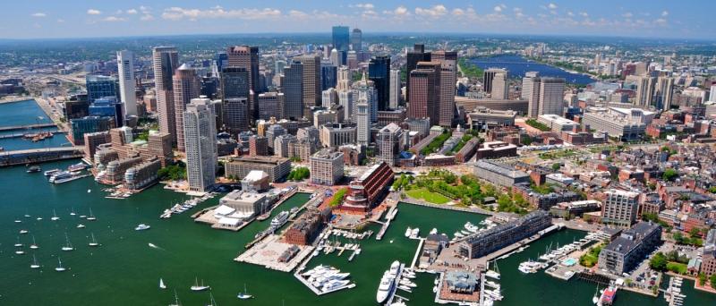 Boston nằm trong top 30 thành phố mạnh nhất về kinh tế trên thế giới