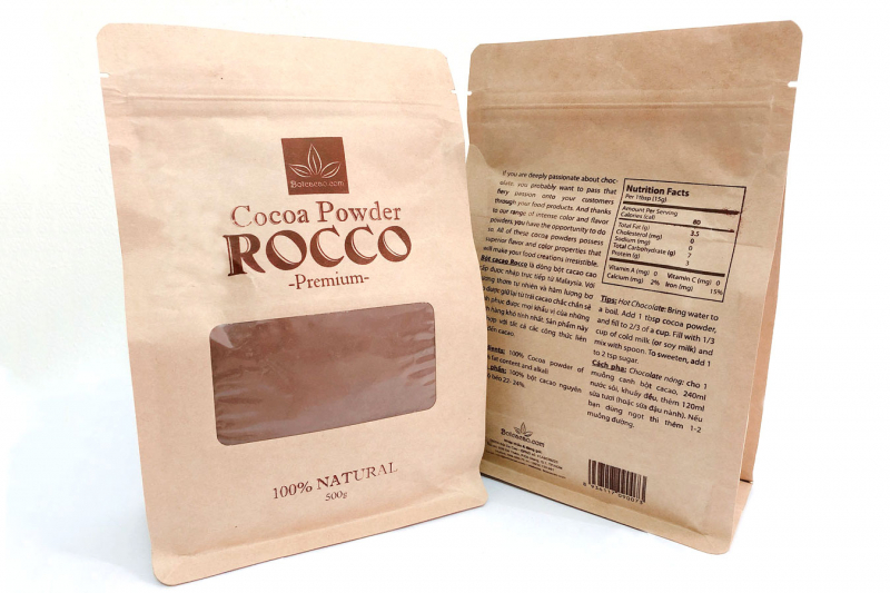 Bột cacao Rocco