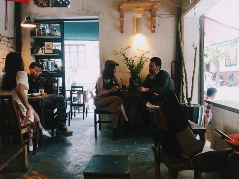 Bốt Café