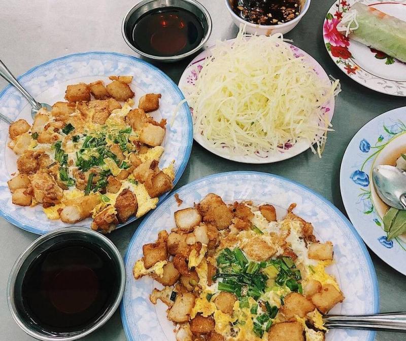 Bột Chiên Hạnh Phước - Phan Đình Phùng