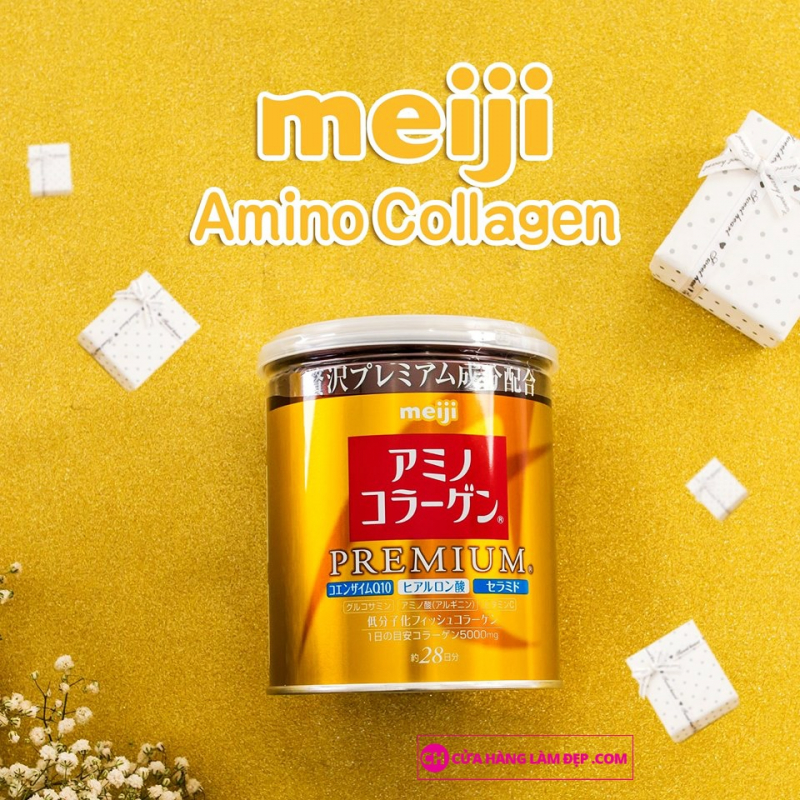 Collagen Meiji Amino Premium