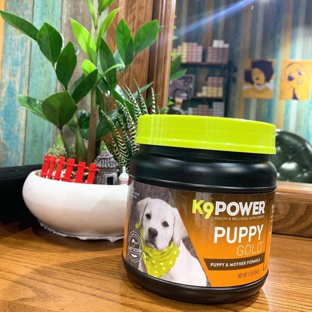 Bột dinh dưỡng cho chó K9 POWER Puppy Gold Nutritional Dietary