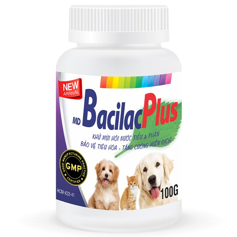 Bột dinh dưỡng cho chó mèo Bacilac Plus
